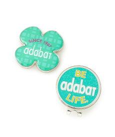 adabat(Ladies)(アダバット(レディース))フラワーモチーフマーカー