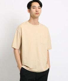 OPAQUE.CLIP(オペークドットクリップ)◆胸ポケットTシャツ