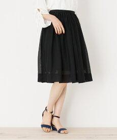grove(グローブ)ボイルギャザースカート