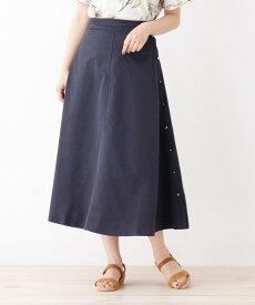 grove(グローブ)サイドボタンスカート