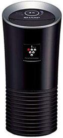 シャープ プラズマクラスターイオン発生機(車載対応タイプ)SHARP 高濃度「プラズマクラスター」搭載 ブラック系 IG-LC15-B