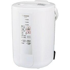象印 加湿器 3.0L 木造8畳/プレハブ洋室13畳対応 蒸気式 EE-RQ50-WA [スチーム式加湿器]