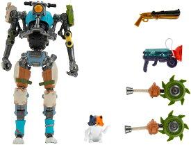 Jazwares フォートナイト レジェンダリー シリーズ アクションフィギュア キット ロボットボディ 猫 並行輸入品