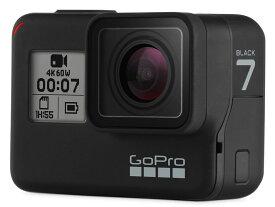 GoPro HERO7 Black CHDHX-701-FWブラック - 防水デジタルアクションカメラ