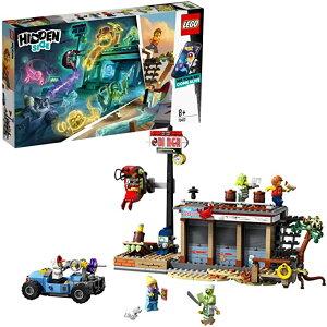 レゴ LEGO ヒドゥンサイド ゴーストがいっぱいエビレストラン 70422