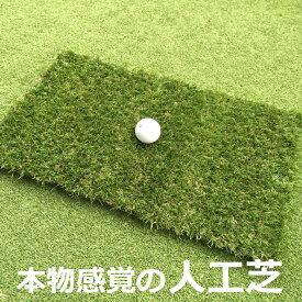 ゴルフ練習マット 本物の天然芝 そっくりの 人工芝 アプローチマット 【 4cm 】 【 リアルターフ 】 【 高密度 】 【 高品質 】 【 ゴルフの自宅練習場 】 【 ゴルフ練習マット 】