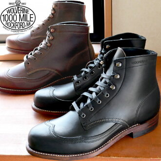 All two colors of Wolverene shoes ADDISON BOOT BLACK, BROWN Wolverene WOLVERINE Addison boots black brown men BOOTS work boots evid qq1