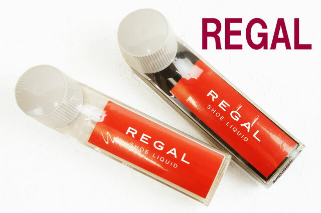 リーガル TY17 シューリキッド 65cc REGAL SHOE LIQUID ツヤ革専用液体 アフターケア シューケアケア用品 ブラック・ニュートラル 保革 ビジネス パンプス 保護