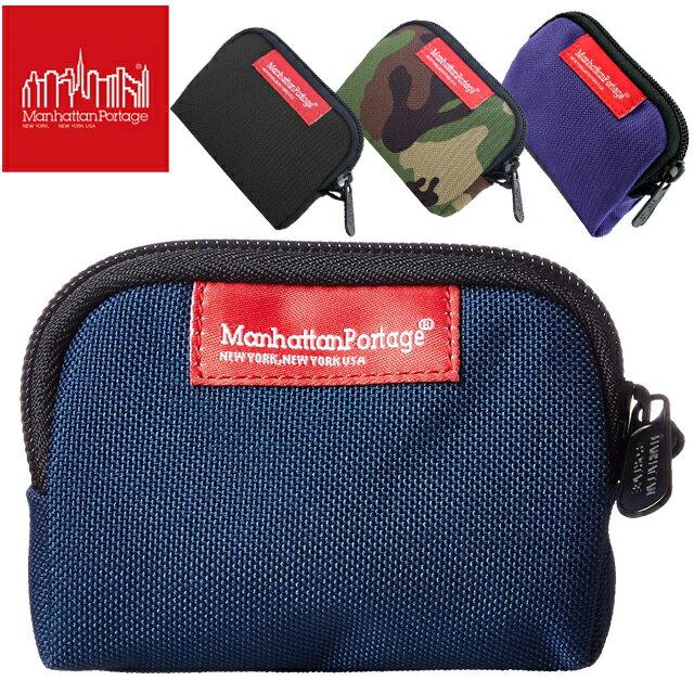 マンハッタンポーテージ Manhattan Portage メンズ レディース MP1008 コインパース 小銭入れ コインケース 小物入れ 迷彩 evid