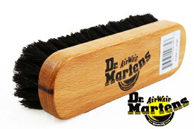 【P最大44倍】ドクターマーチン 50160112 シューブラシ Dr.martens Shoe Brush BOOTS ブーツ シューズ 磨き用品 アフターケア シューケア 起毛革