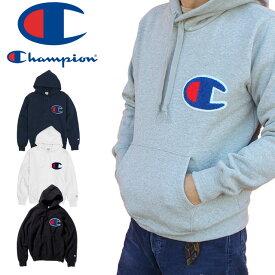 チャンピオン Champion C3-E127 プルオーバースウェットパーカー メンズ アクションスタイル チャンピオン トップス アウター カジュアル 長袖 evid