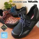 マドラスウォーク madras Walk スニーカー ゴアテックス 大雪 防水 靴 レディース MWL2092 スリッポン スノーシューズ…
