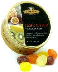 シンプキンドロップ トロピカルフルーツ