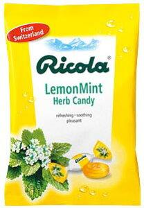 リコラ 70g袋 レモンミントハーブキャンディー