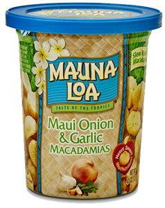マウナロア 113g オニオンガーリック マカダミアナッツ
