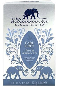ウィリアムソン紅茶 アールグレイ TB50p