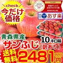 セール!りんご 訳あり 10kg箱 送料無料【送料無料】りんご サンふじりんご 10kg箱 送料無料りんご 訳あり 10キロ 送…