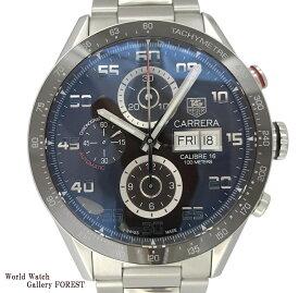 タグホイヤー TAG HEUER カレラ キャリバー16 CV2A1S メンズ腕時計 中古 自動巻き クロノグラフ 外装仕上げ AAランク