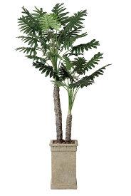 【送料無料・ポイント10倍】《アートグリーン》《人工観葉植物》光触媒 光の楽園 セローム1.3