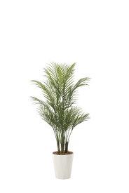 【送料無料・ポイント10倍】《アートグリーン》《人工観葉植物》光触媒 光の楽園 アレカパーム1.35(ポリ製)