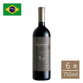 ブラジル ライーゼス・プレミアムカベルネソーヴィニヨン瓶 750ml 6本入 ワイン ブラジルワイン