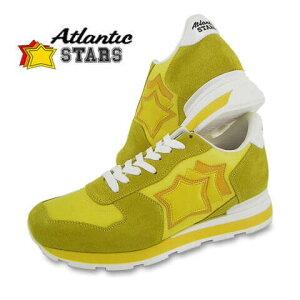 【2019定番モデル】 アトランティックスターズ/Atlantic STARS メンズ スニーカー ANTARES GS 36B (イエロー) シューズ/靴/大きいサイズ-s