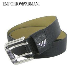 エンポリオアルマーニ/EMPORIO ARMANI メンズ ベルト Y4S079 YAQ2G (ブラック/81072) プレゼント/誕生日/パーティー/バレンタイン/父の日/クリスマス