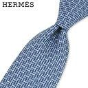 エルメス/HERMES メンズ ネクタイ 606112T (ネイビーベース/04) 小物/総柄/結婚式/プレゼント/誕生日/就職/パーティー…