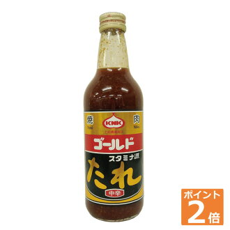 The point is double! 420 g of KNK Kamikita farm output stamina source sauce gold      05P05July1402P20Sep14