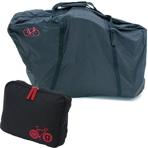 グランジ キャリー 輪行袋 ブラック 【自転車】【バッグ】