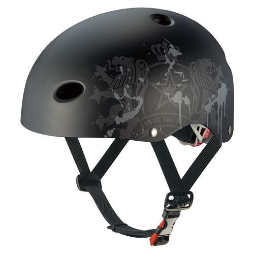 OGKカブト FR-キッズ エンブレムフラットブラック ヘルメット【自転車】【ヘルメット・アイウェア】【子供用ヘルメット・サングラス】【OGKカブト】