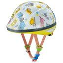 OGKカブト ピーチキッズ ズーホワイト ヘルメット【自転車】【ヘルメット・アイウェア】【子供用ヘルメット・サングラ…