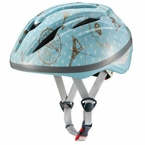 OGKカブト スターリー フレンチミント ヘルメット【自転車】【ヘルメット・アイウェア】【子供用ヘルメット・サングラス】【OGKカブト】