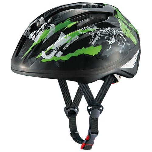 OGKカブト スターリー ティラノブラック ヘルメット