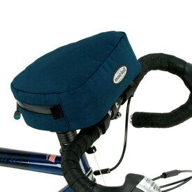 モンベル ステムバッグ ブルーブラック(BLBK)【自転車】【バッグ】【トップチューブ等バッグ】