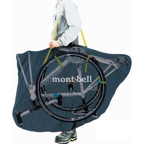 モンベル コンパクトリンコウバッグ グラファイト