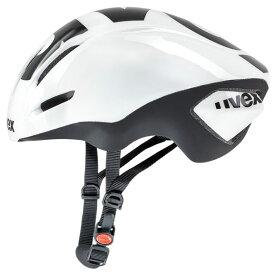 ウベックス EDAERO ホワイト/ブラックマット ヘルメット