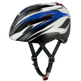 OGKカブト BRIGHT-J1(ブライト・ジェイワン)ヘルメット LEDリアライト付 バトルブルー