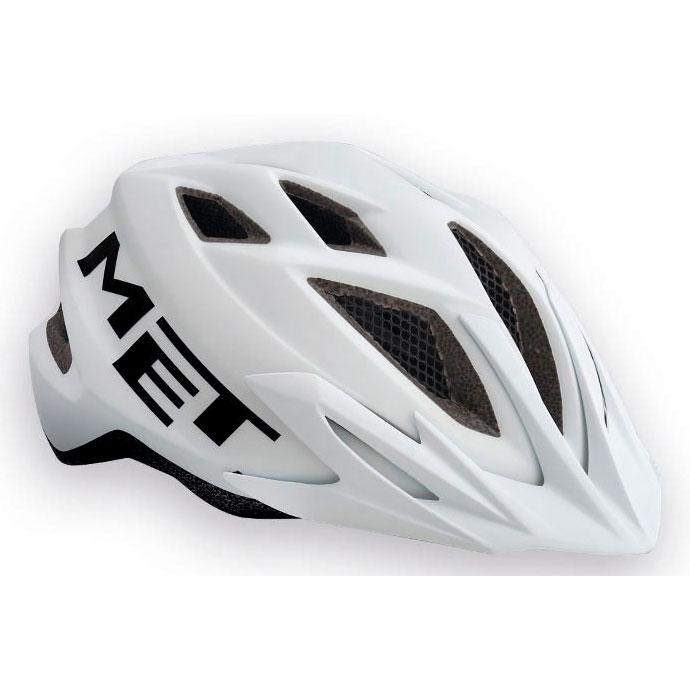 メット クラッカージャック ホワイト ヘルメット
