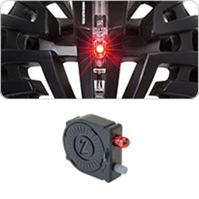 シマノレーザー LEDテールライト (マッドキャップ用) Z1/Blade/Magma用 ブレード ブレイド マグマ LAZER