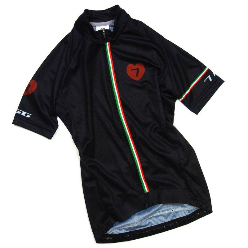 セブンイタリア Neo Cobra レディース Jersey ブラック