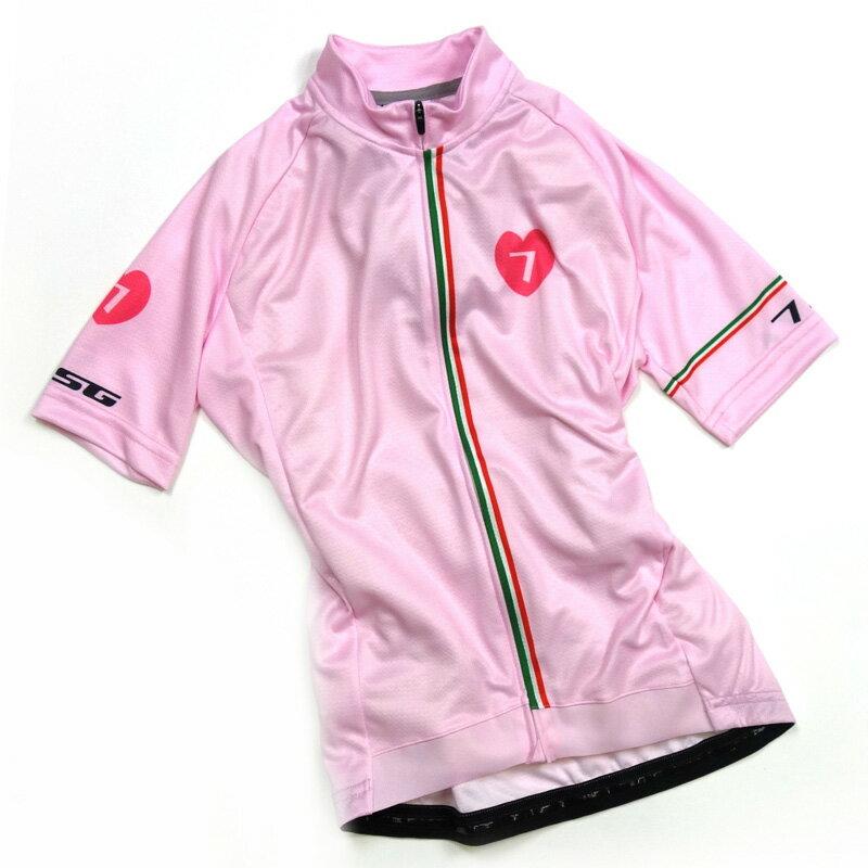 セブンイタリア Neo Cobra レディース Jersey ピンク