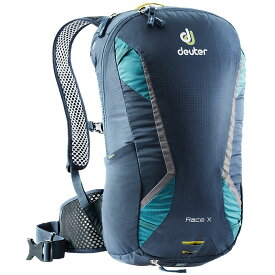 ドイター レースX(D3207118) 3397.ネイビー×デニム バックパック