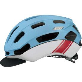 OGKカブト KOOFU(コーフー) BC-GLOSBE-2 マットブルーレーサー ヘルメット