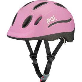 OGKカブト PAL(パル) ピーチピンク ヘルメット