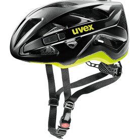 ウベックス ACTIVE RACE ブラック/イエロー ヘルメット
