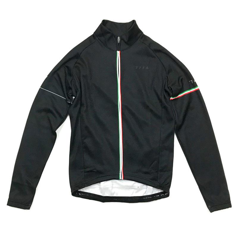 セブンイタリア Neo Cobra LS Jersey ブラック