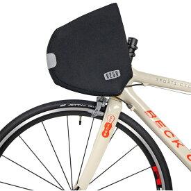 R250 ウィンターハンドルカバー ドロップハンドル用 ネオプレーン ブラック【自転車】【アールニーゴーマル】