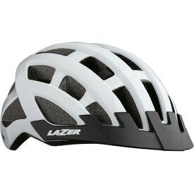 シマノレイザー コンパクト AF アジアンフィット ホワイト ヘルメット