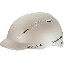 OGKカブト ブレロ(BRERO) マットベージュ ヘルメット